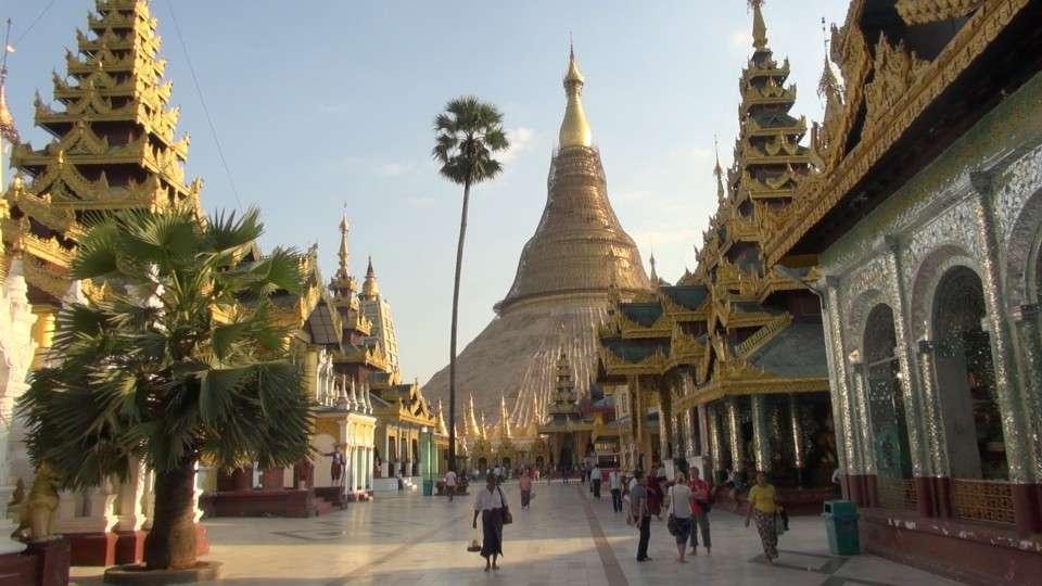 Myanmar - Yangon 2015 4
