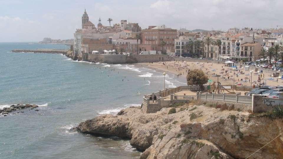 Spain-Sitges
