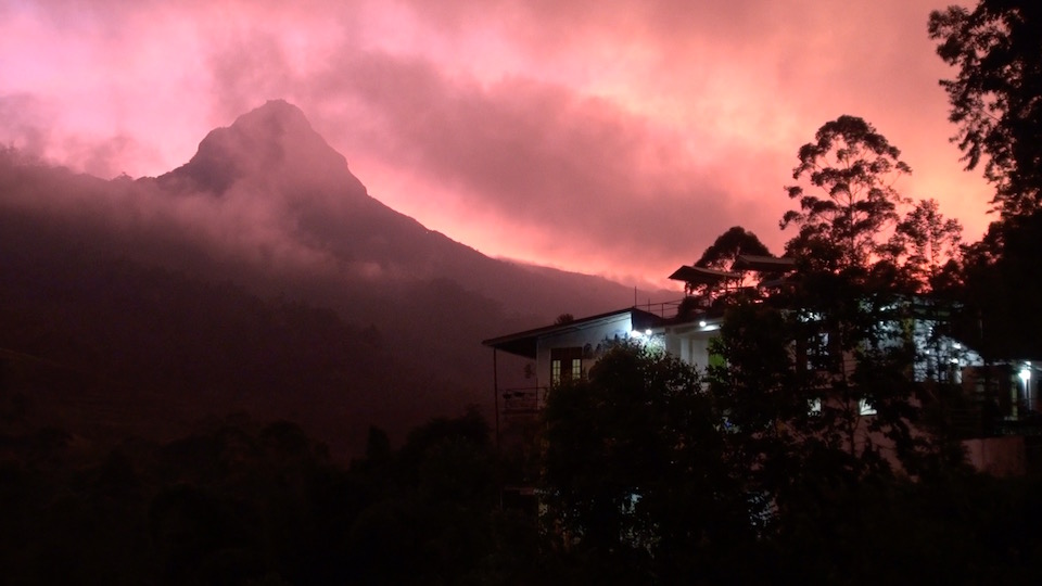 Sri Lanka - Adam's Peak - Sri Pada