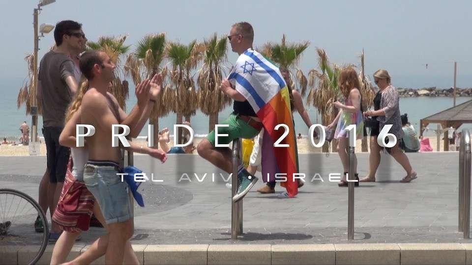 Tel Aviv Pride 2016-1
