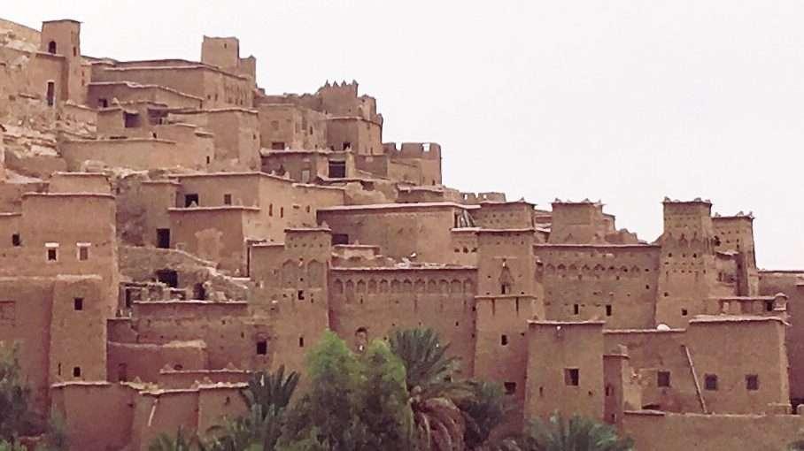 Road to Desert • Morocco Aït Benhaddou-03