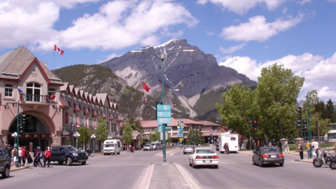 Town_of_banff