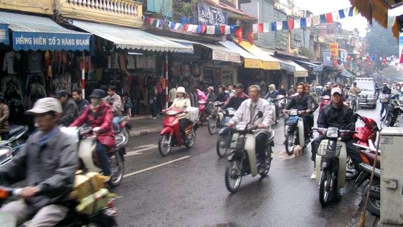 Hanoi • Vietnam