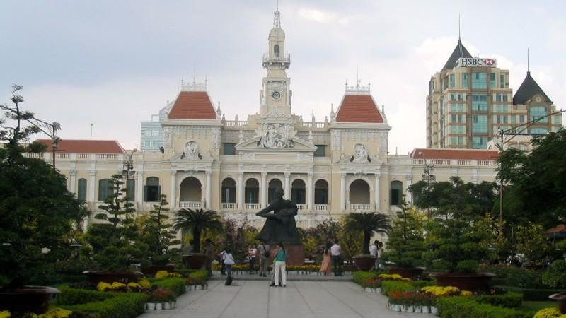 Ho Chi Minh City • Vietnam