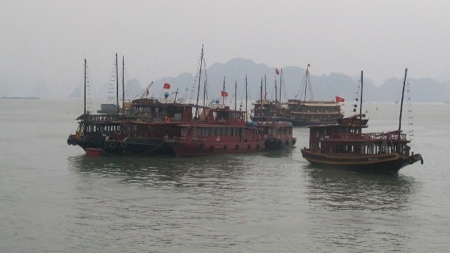 Ha Long Bay  •  Vietnam