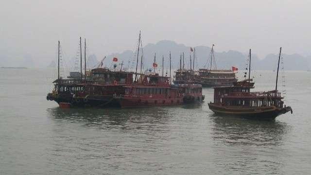 Ha Long Bay  •  Vietnam