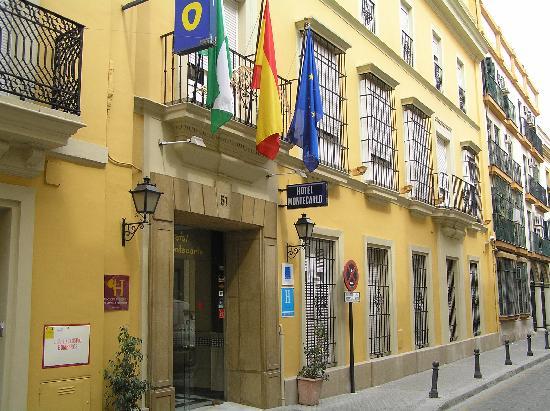 Hotel Montecarlo – Seville