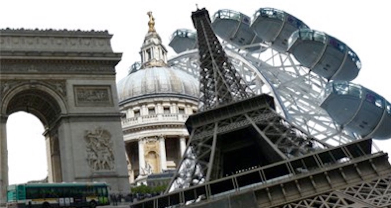 PARIS VS LONDON