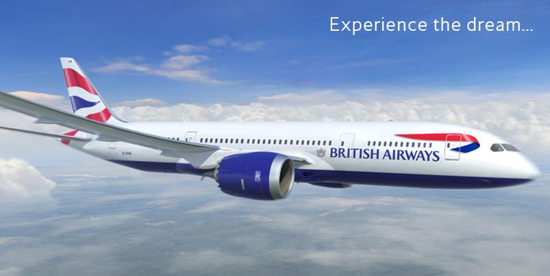 Inside the BA Dreamliner