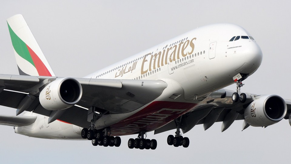 Emirates celebrates 5 years flying the A380