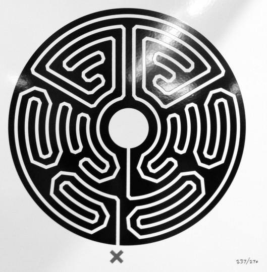LONDON Underground Labyrinth
