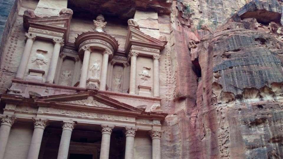 Petra – ancient desert city