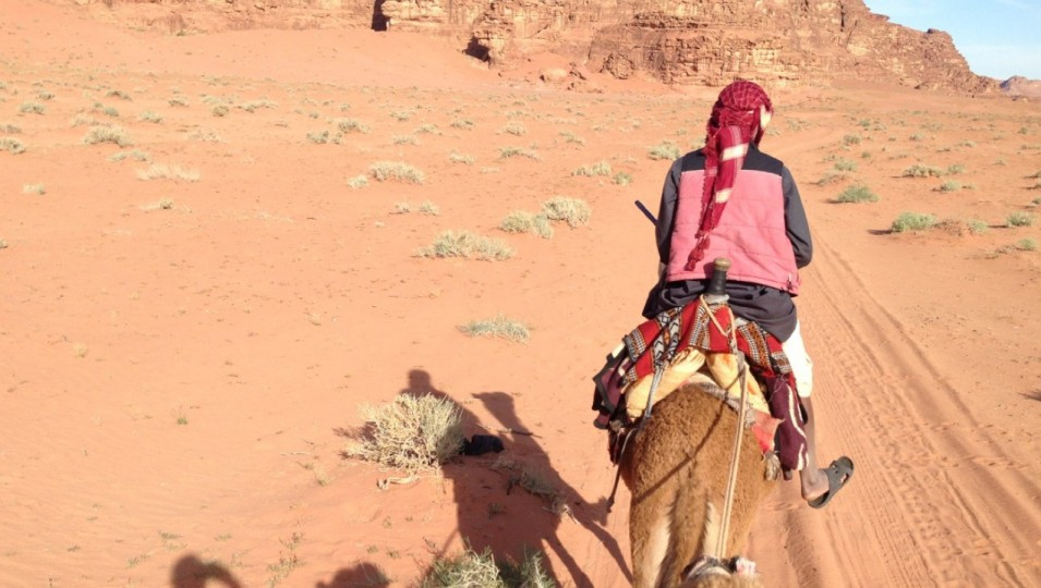 Wadi Rum – Desert Adventures