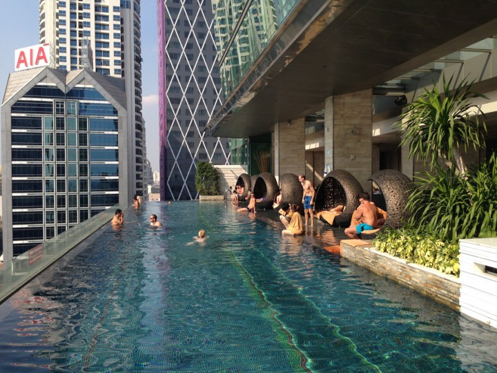 Eastin Grand Hotel Sathorn Blog