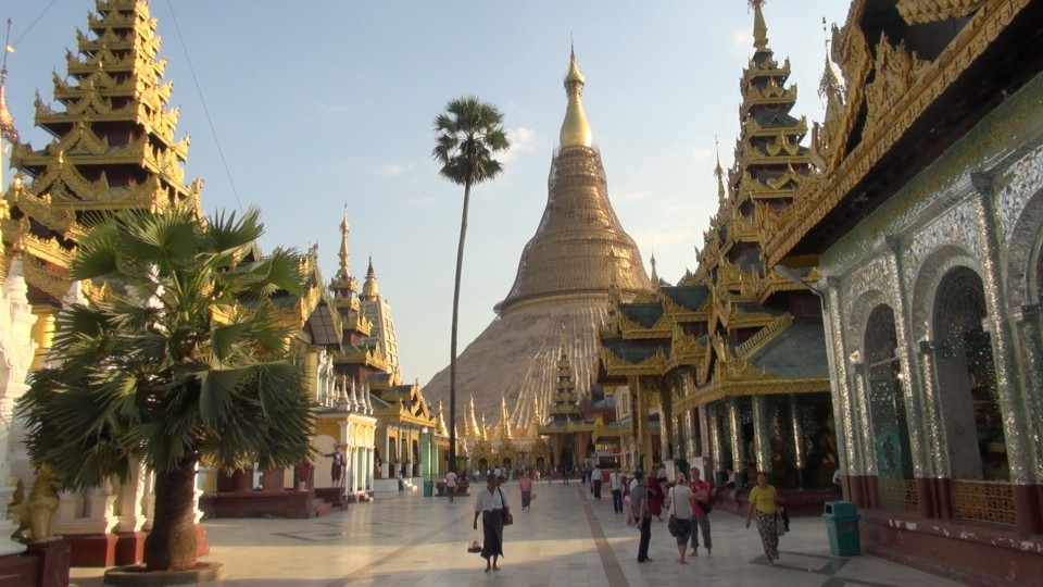 Myanmar – Yangon 2015 4
