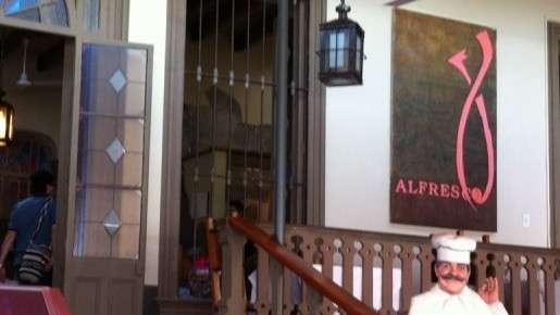 Restaurante Alfresco • Lima – Peru