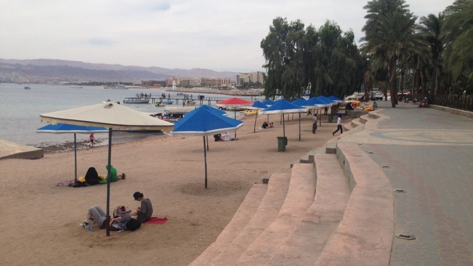 Aqaba is Jordan's window on the Red Sea