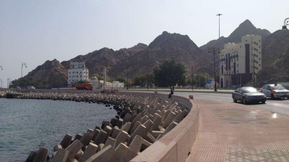 Muttrah Corniche
