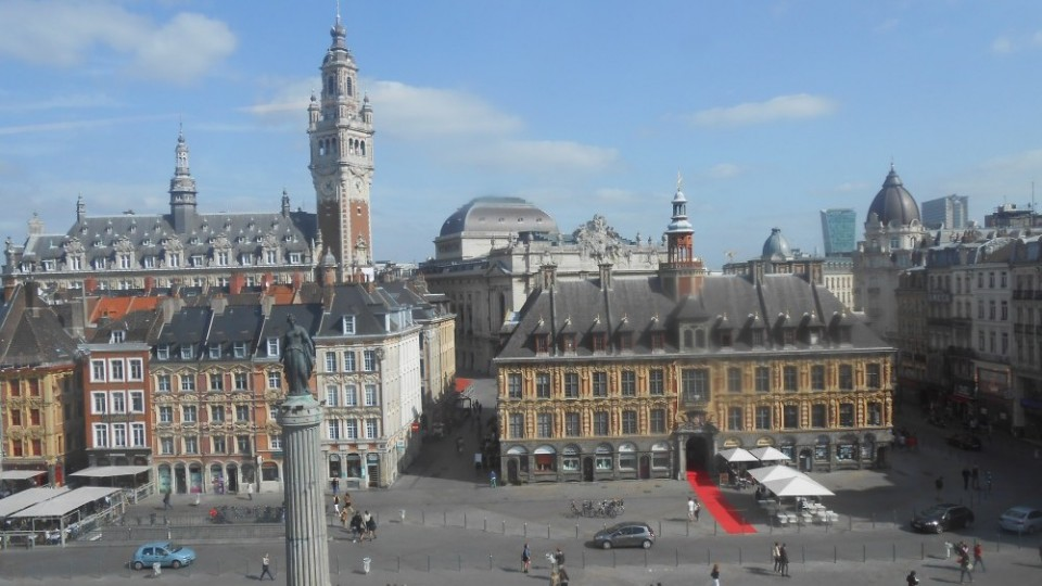 Lille is the largest city in French Flanders