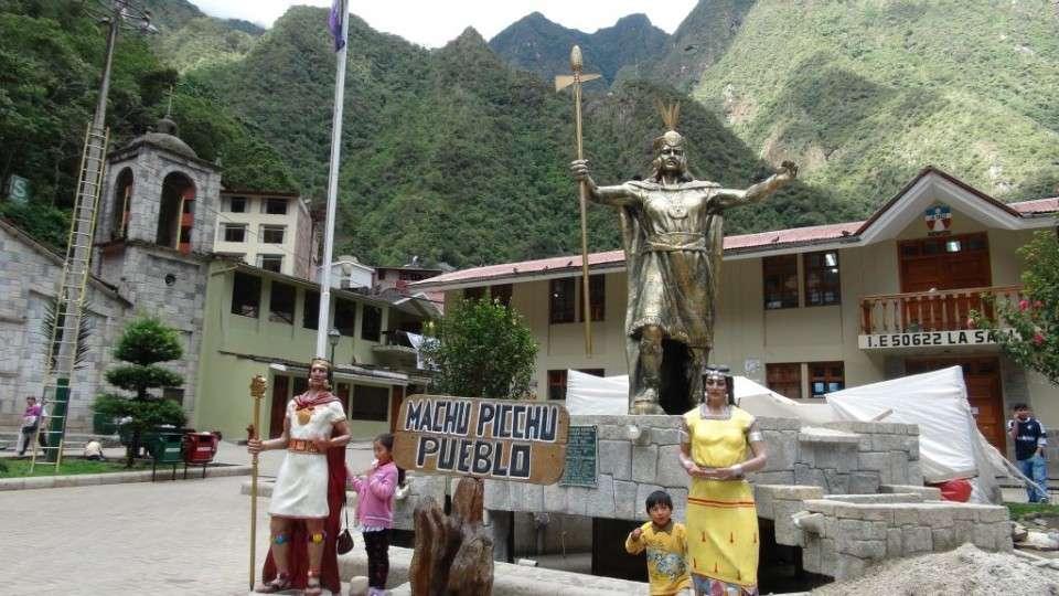 Aquas Calientes • Machu Picchu Town