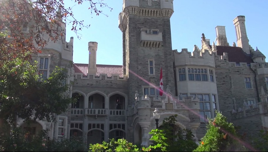 Casa Loma – North America's only castle