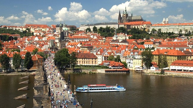 Prague in Summer