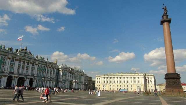 Saint Petersburg • Russia