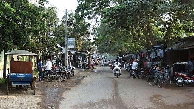 Siem Reap • Cambodia