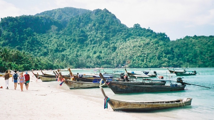 Koh Phi Phi Don • Thailand