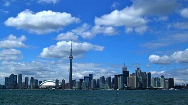 Toronto Harbour Ride