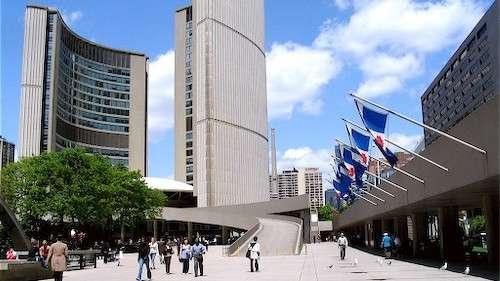 Toronto – my home town