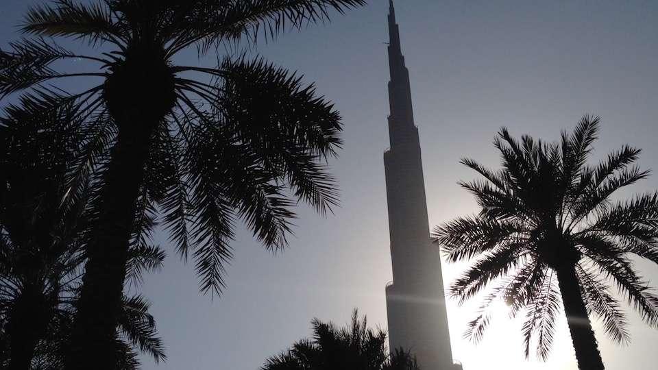 A short visit to Dubai