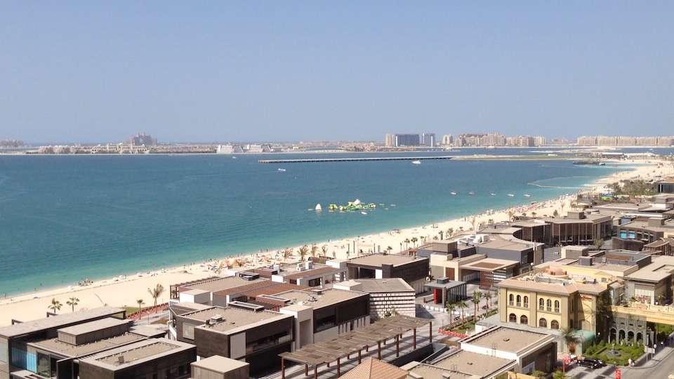 Dubai – Uninspired and unimpressed