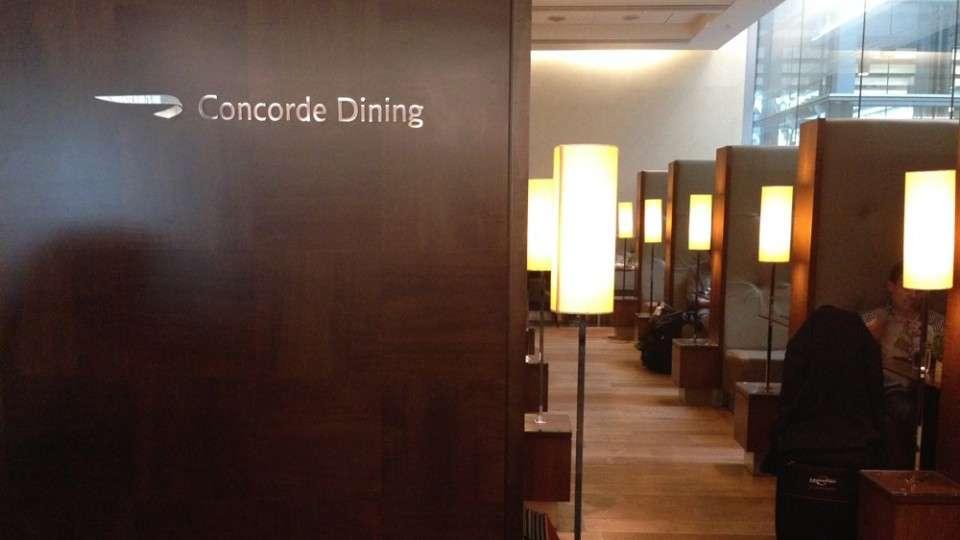 Concorde Room Heathrow T5