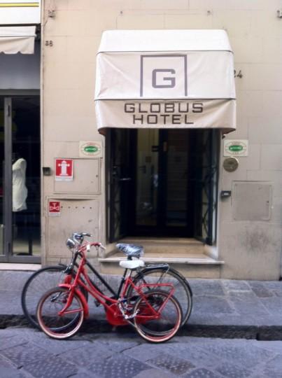 Globus-Hotel