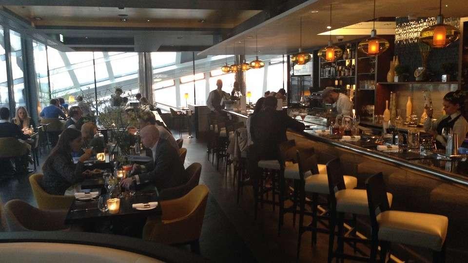 Fenchurch Seafood & Bar Grill