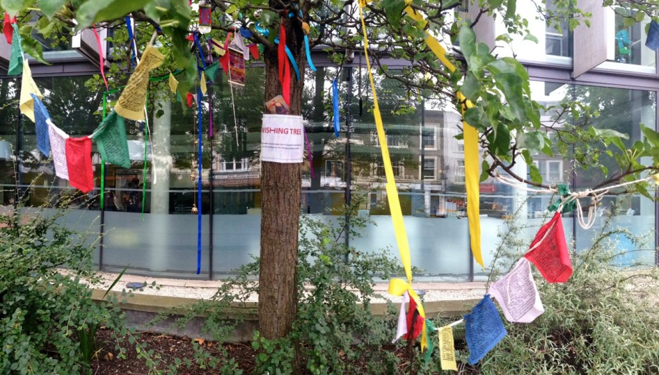 New Cross Wish Tree