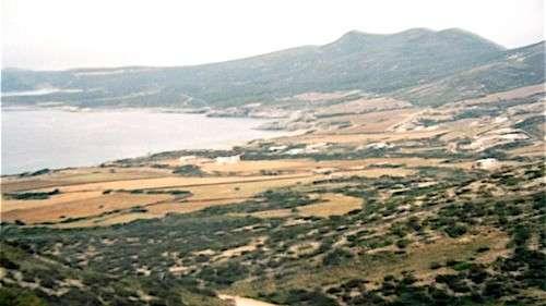 Antiparos • Greece