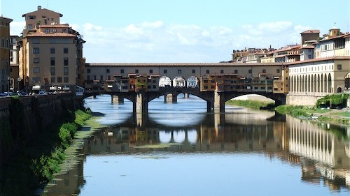 Travels in Firenze