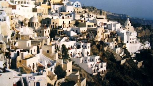Santorini • Thira • Greece