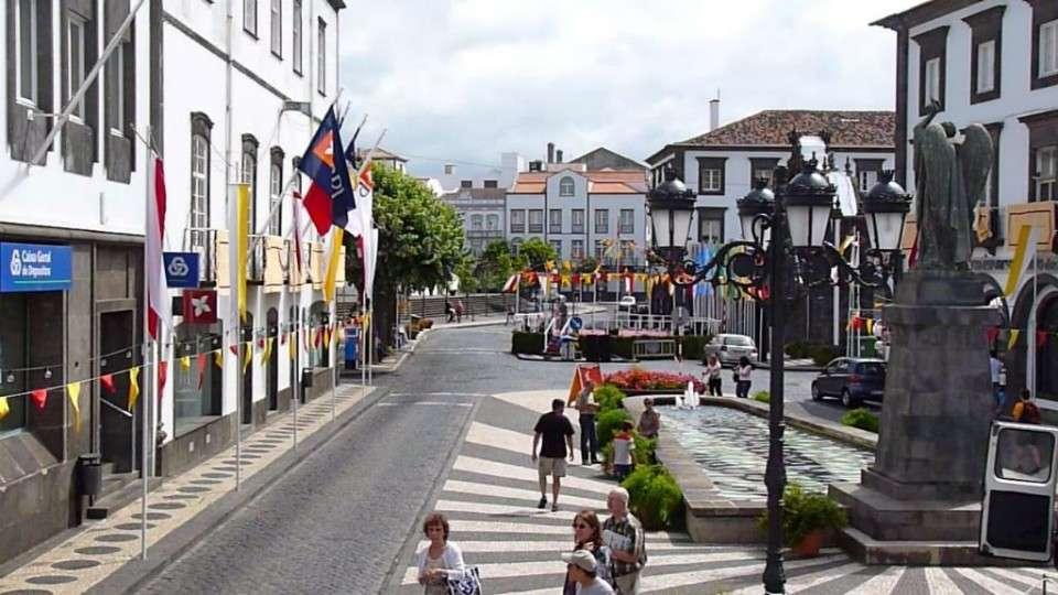 Ponta Delgada • Azores