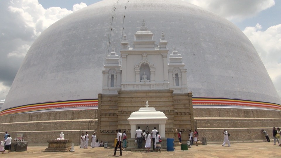 Anuradhapura and the Sacred Bodhi Tree