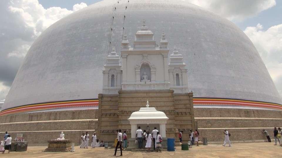Anuradhapura and the Sacred Bodhi Tree