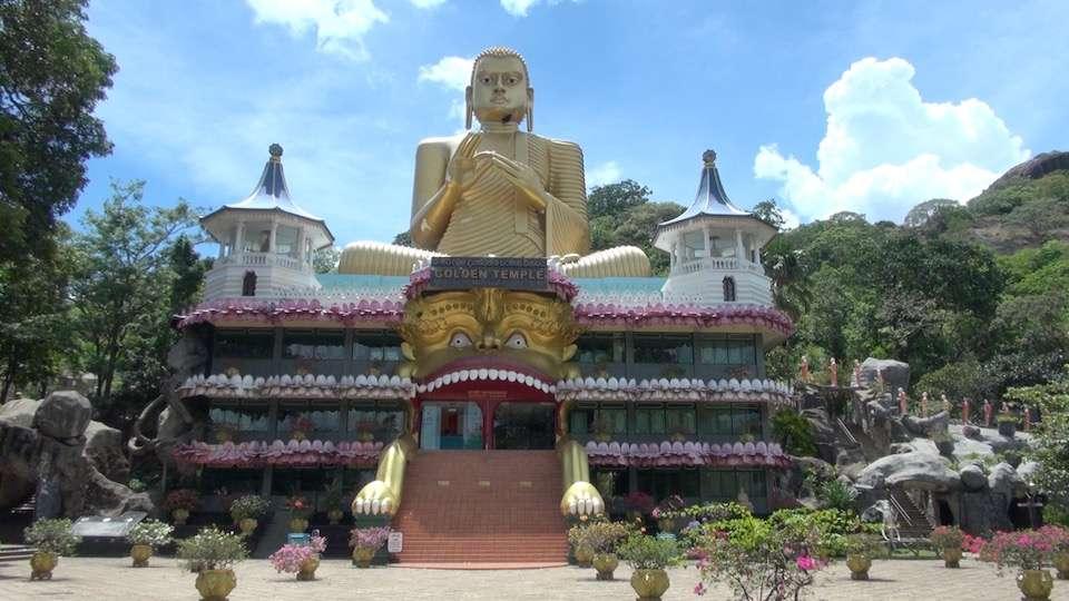 Sri Lanka – Dambulla 1