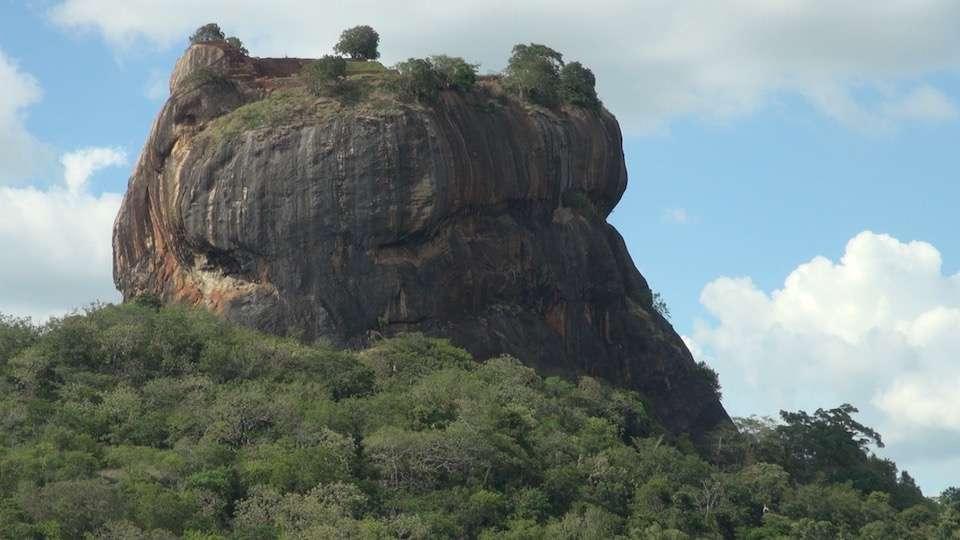 Sigiriya – the Lion Rock