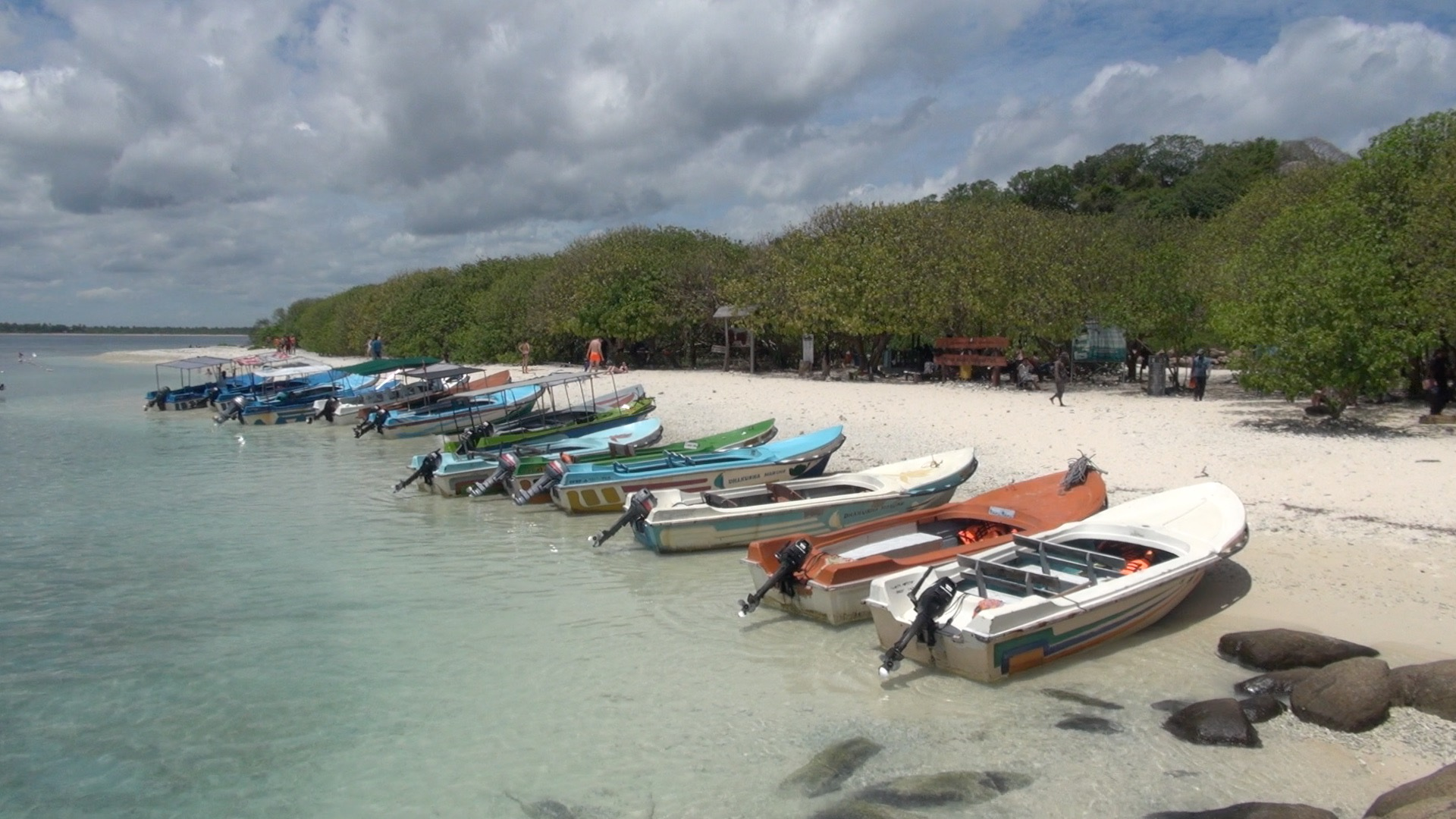 Sri Lanka – Nilaveli – Pigeon Island 2
