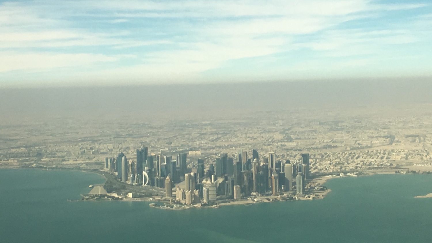 8 hours in Doha