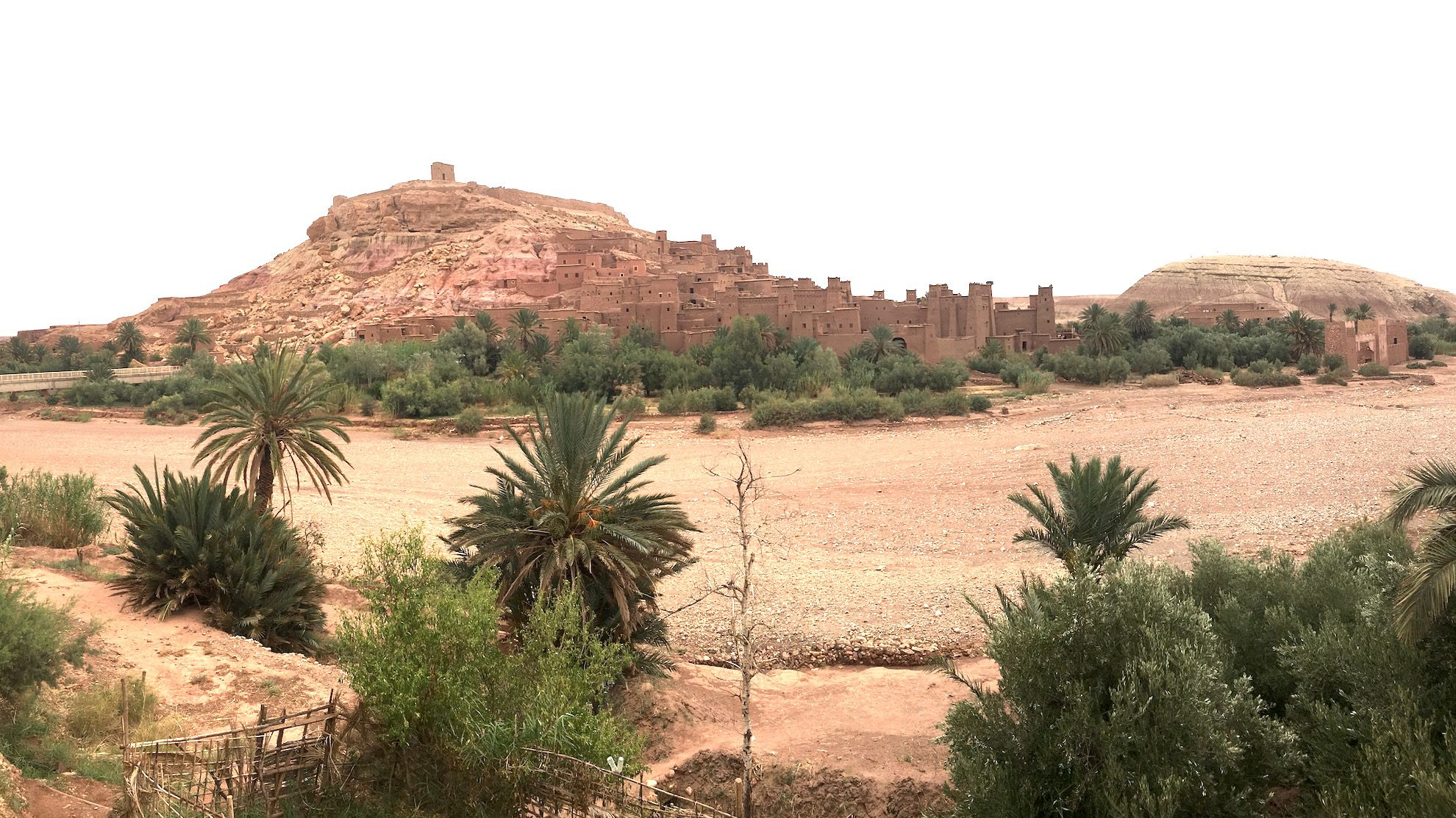 Road to Desert • Morocco Aït Benhaddou-02