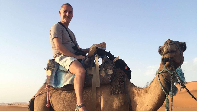Road to Desert • Morocco Merzouga -03