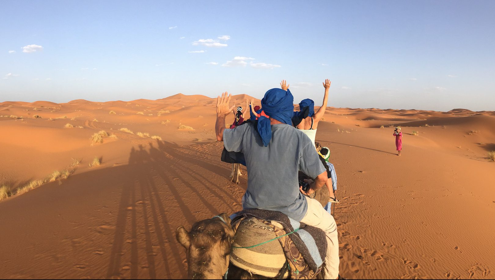 Road to Desert • Morocco Merzouga -04